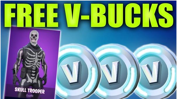 How to get free V Bucks