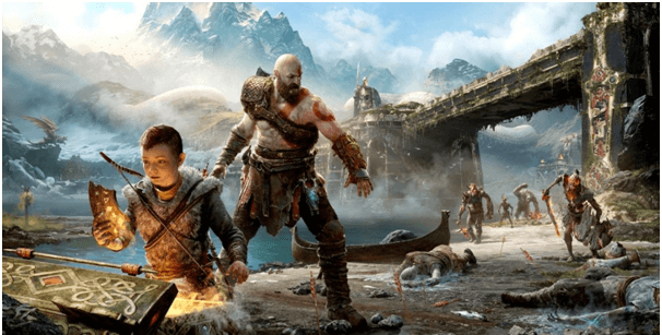 God of war- How to play in 2018