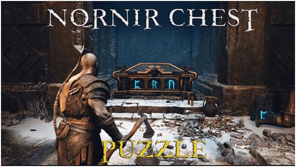 Gods of war - Nornir chest