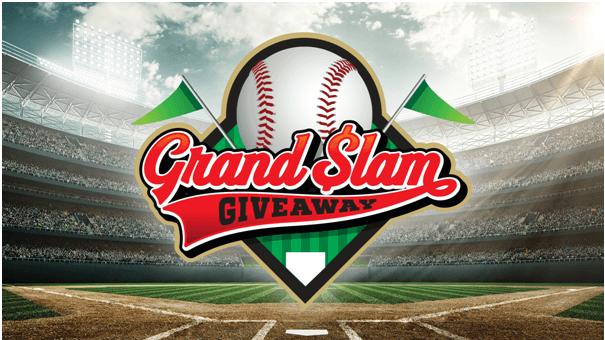 Grand Slam Giveaway