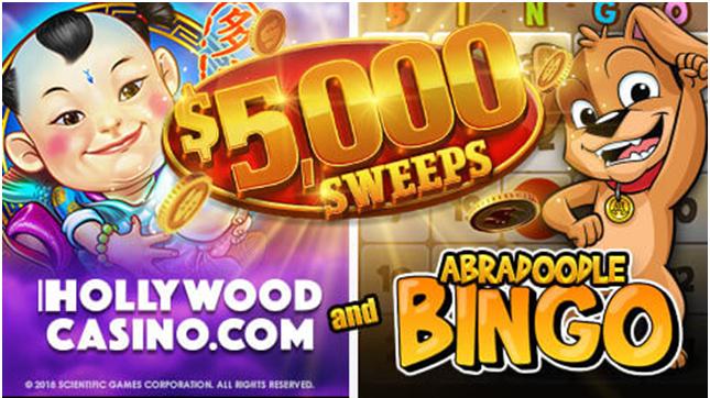 Hollywood casino bonus
