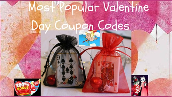 Most Popular Valentine Day Coupon Codes