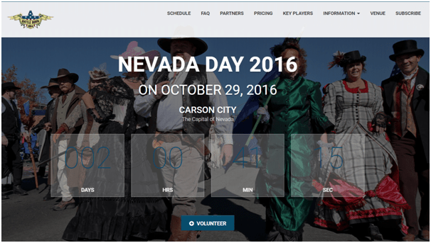 Nevada Day 2016