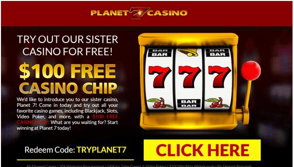 Planet 7 offer