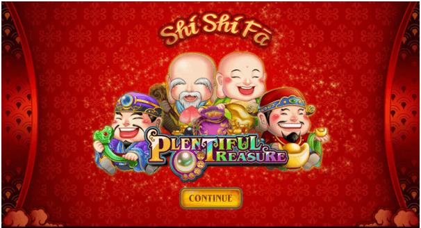 Plentiful treasure  new slot game