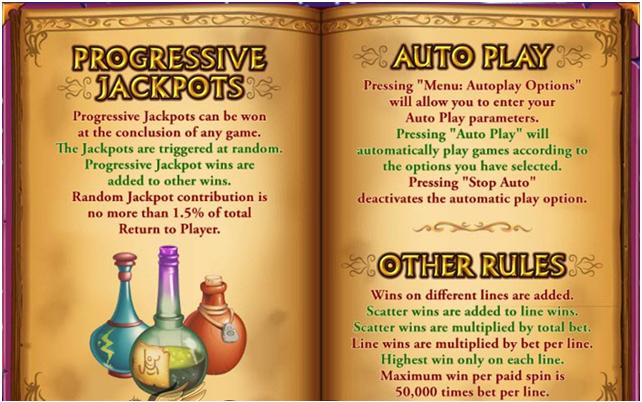 Random Jackpot winning Tips