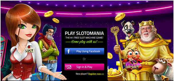 How to get free coins in Slotomania