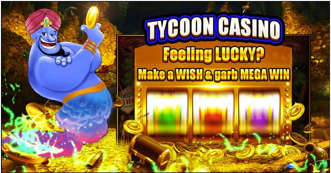 Tycoon Casino Facebook coins