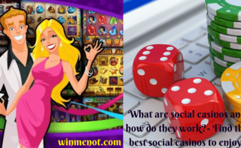 What are social casinos and how do they work_- Find the best social casinos to enjoy.