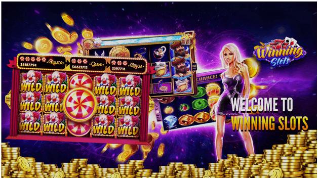 Winning slot game app