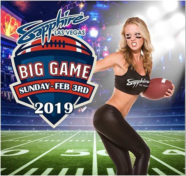 Sapphire Club Super Bowl