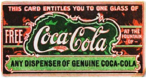 The History of Coupons - Coca-Cola Coupons