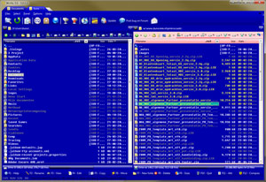 File manager for Windows 7