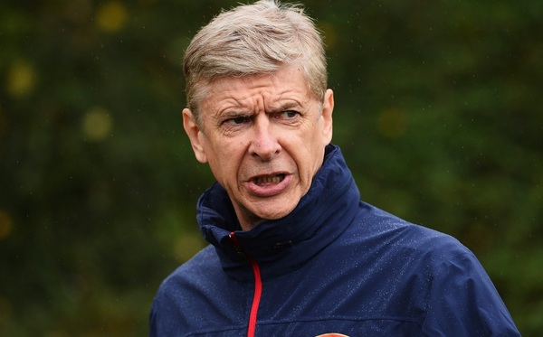 Wenger is hopeful of winning the title this season