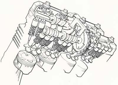 40-Jahre Yamaha Deutschland