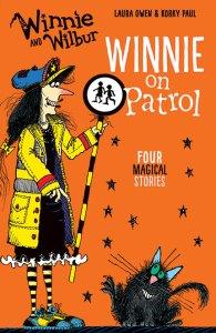 Winnie on Patrol