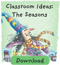 Winnie Classroom ideas: Winnie in Winter