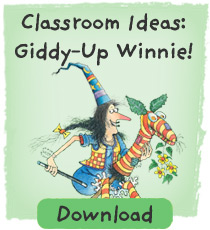 Winnie Classroom ideas: Giddy-Up Winnie Story 1 & activities