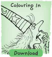 Colour in with Winnie: for children