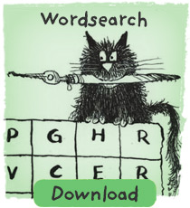 Winnie's wordsearch