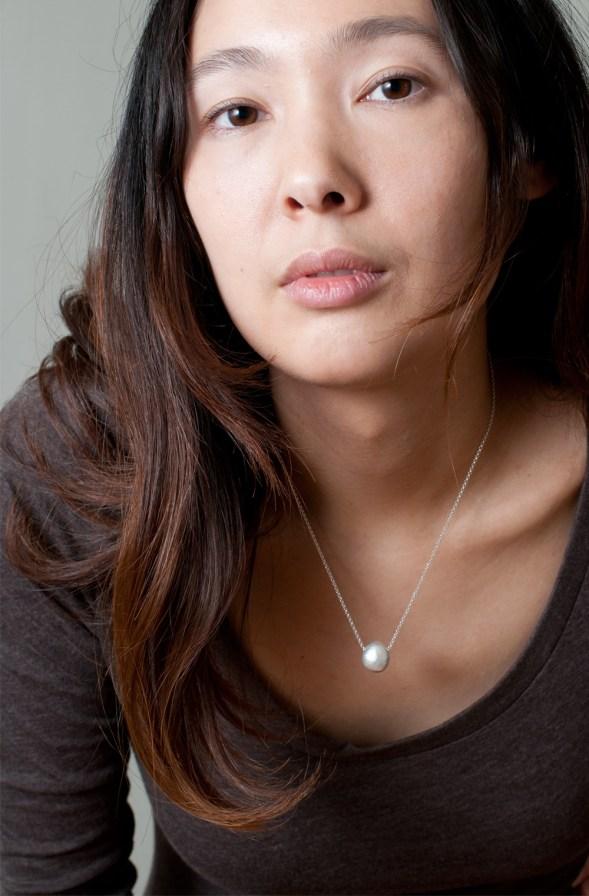 Silver Pebble Necklace