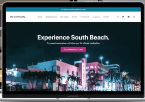 Winning Agent website examples