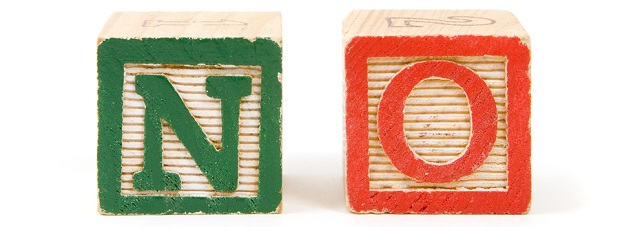 When to say no to a client