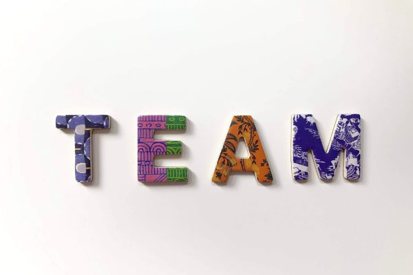 Team spelled out _ real estate team