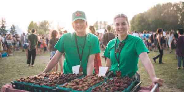 Winnipeg Folk Festival food vendors