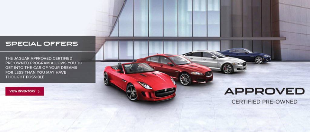 Special Offers from Jaguar