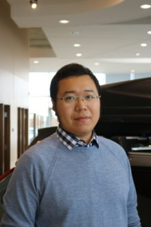 Arthur Zhang - Product Specialist