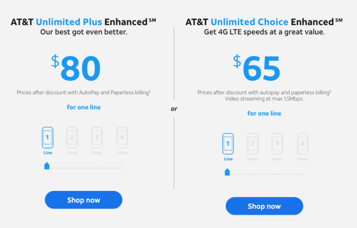 AT&T Cell Phone Plans 2