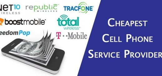 Cheapest Cell Phone Service Providers 1