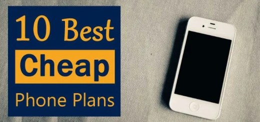 Cheapest Cell Phone Plans 2019