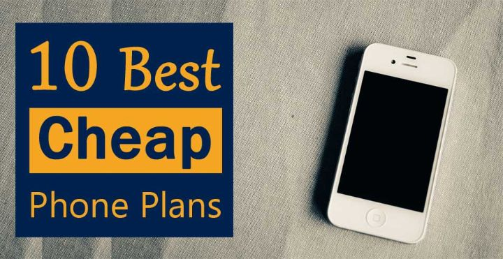 Cheapest Cell Phone Plans 2019 1