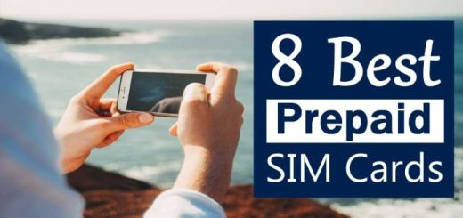 Best Prepaid SIM Card USA 2019