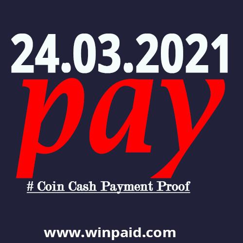 cc payment proof