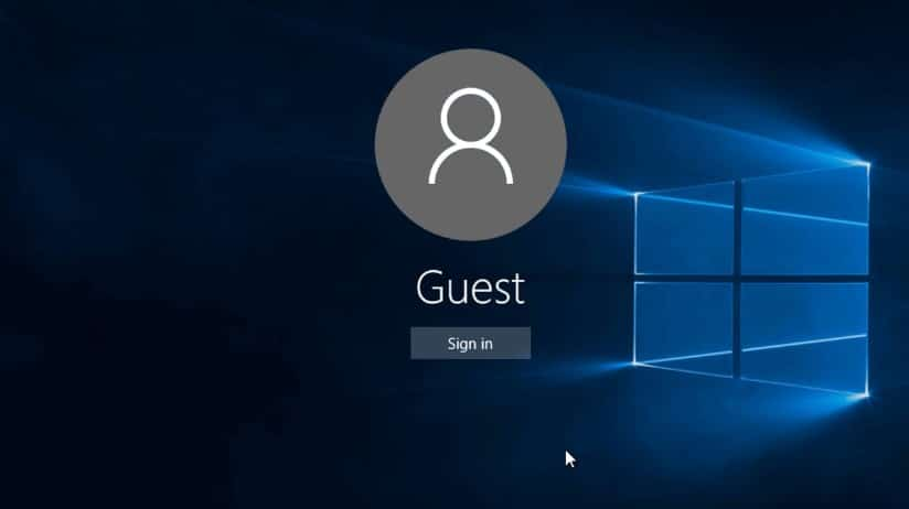 windows password key