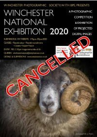 Winchester National Exhibition 2020 Cancellation