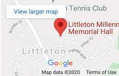 Littleton Millennium Memorial Hall