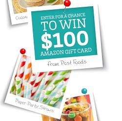 Perfect Party Inspiration Sweepstakes