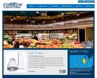 Contech Lighting Launches New Website