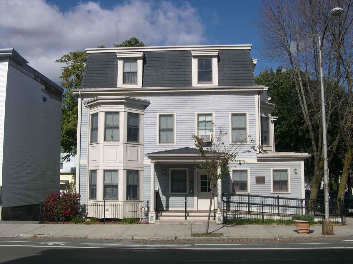 Winslow Architects Municipal Western Avenue