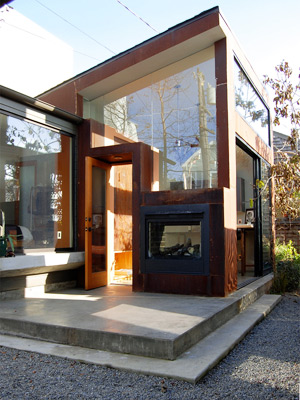 outdoor kitchen pics maple shaker cabinets winslow: architecture: shields studio