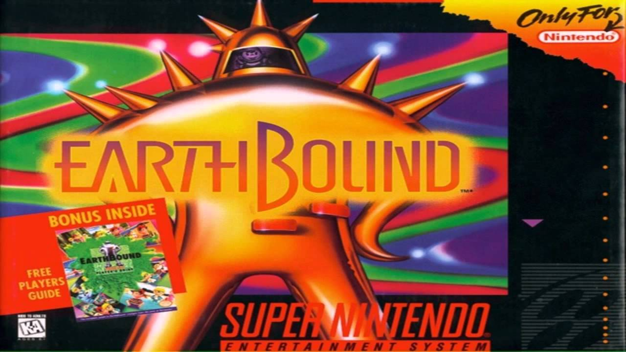 Retro Review EarthBound