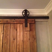 WinSoon 5-18FT Sliding Barn Door Hardware Double Doors ...