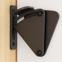 WinSoon Big Size Pull Door Black Solid Cast Cron Sliding ...