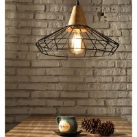WinSoon Industrial DIY Metal Ceiling Lamp Light Vintage ...