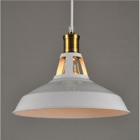 WinSoon Modern Industrial Loft Bar Metal Pendant Lamp