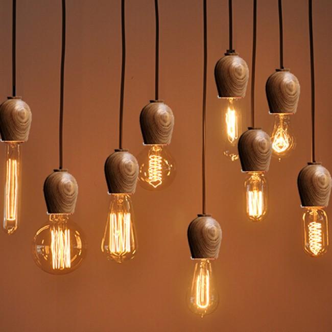 WinSoon Modern Vintage Industrial Hanging Ceiling Lamp